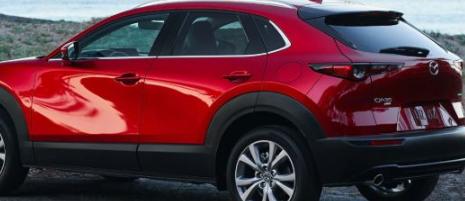 马自达加拿大已发布2021年马自达CX-30小型SUV的详细信息