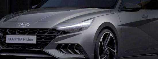 现代第七代伊兰特车型将很快迎来家庭运动型车型