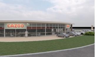 Cazoo在Newport Pagnell开设第14家汽车移交客户中心