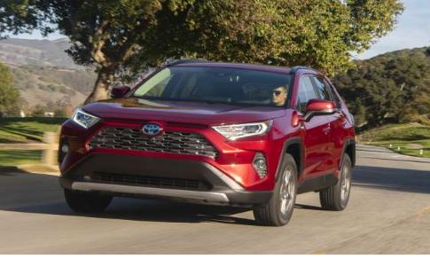 美国已经公布了2020年汽车的最终销售数据