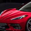 2020年新款中置发动机雪佛兰克尔维特首次亮相