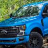 福特为其2020年的超级卡车增加TREMOR越野套件
