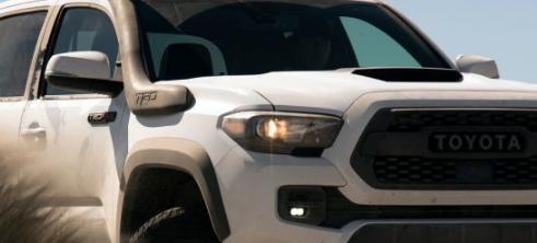 两个全新的TRDPRO版本适合您的越野车