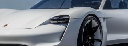 保时捷宣布提供有关其未来Taycan车型的第一批草图和细节