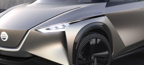 日产汽车首次公开了其IMx概念