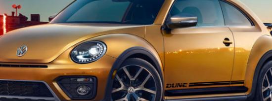 大众甲壳虫有望重新崛起成为电动汽车