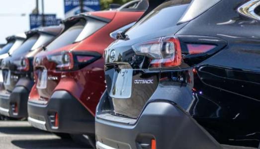 Vincentric表示斯巴鲁傲虎是美国成本最低的中型SUV