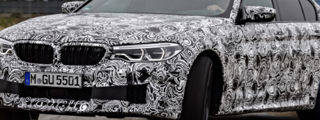 新款BMWM5即将发布