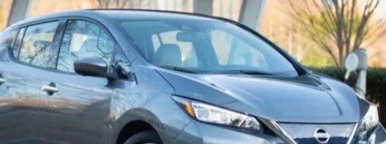 2021年日产聆风评论日产的电动汽车士兵