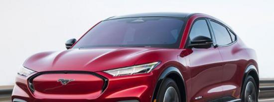 福特加大对电动汽车和自动驾驶汽车的投资计划