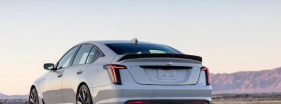 凯迪拉克的新超级轿车面临电动未来