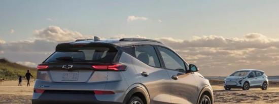 为什么2022年雪佛兰Bolt EV和EUV充电速度更快