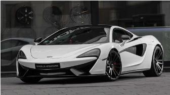 迈凯轮的下一款超级跑车要到2020年代中期才会问世