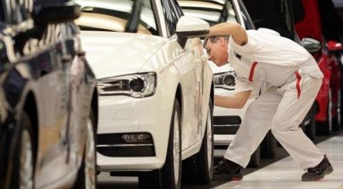 芯片短缺导致德国的汽车制造商最难