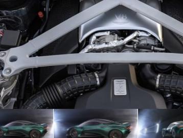 阿斯顿马丁可能会用混合双涡轮增压V6取代梅赛德斯AMGV8