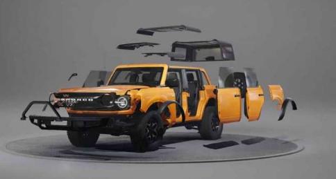 福特野马将围绕定制推动蓬勃发展的汽配行业