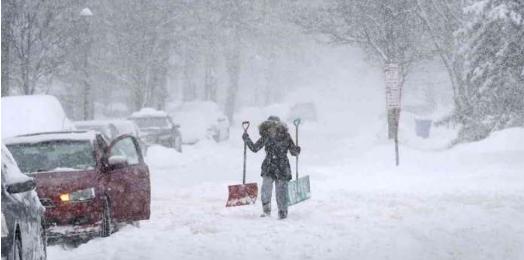 福特正在帮助受天气影响的客户