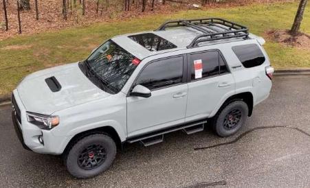 这10个酷炫的配件可升级您的2021 Toyota 4Runner