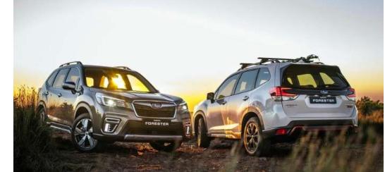 斯巴鲁森林人现在是增长最快的5种新车型之一