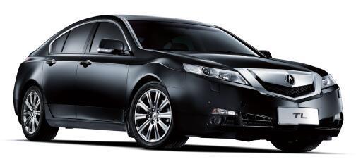 汽车详细评测:讴歌TL新车型基础信息