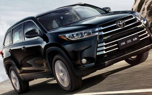 汽车详细评测:丰田汉兰达性能怎么样