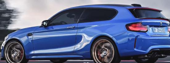 2021宝马Z3 M跑车基于M2的现代小丑鞋与众不同