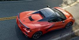 C8 Corvette敞篷车顶供应商还制造2021年福特Bronco车顶