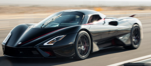 Racelogic参加SSC Tuatara的第二次记录行驶平均时速为282.9 MPH