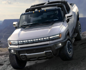 2022 GMC悍马版1 VIN 001的拍卖将比预期的要快