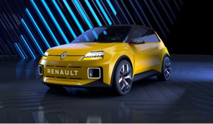 欧洲传奇的城市汽车成为电动汽车的新生命