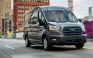 2022年福特E-Transit起价43295美元提供非常差的行驶里程