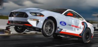 发射他们的电动电动快车NHRA宣布2022年推出新的EV级别
