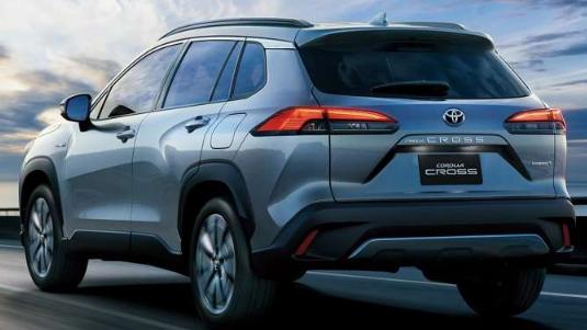 2022年丰田卡罗拉Cross的驾驶测评