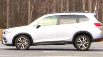 新车越来越有可能包含防撞安全技术