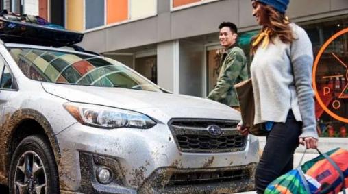 RPM表示2021年斯巴鲁 Crosstrek现在是今年最好的新款小型SUV