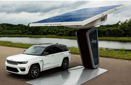 吉普推出2022年大切诺基 4xe后到2025年将扩大电动汽车阵容