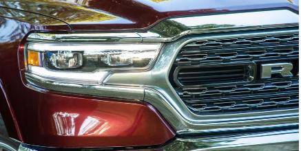 Ram表示将在2024年之前生产EV 1500皮卡