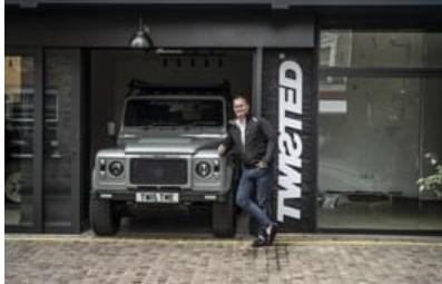Twisted Automotive在伦敦开设新展厅