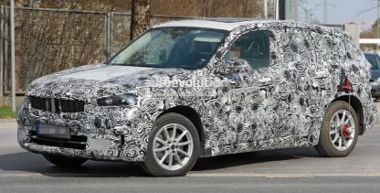 与 X1 不同Electric 2022 BMW iX1 毕竟可能是后轮驱动