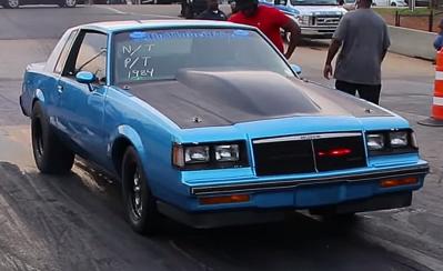 别克君威于 1973 年问世当时石油危机已经毁了这辆肌肉车