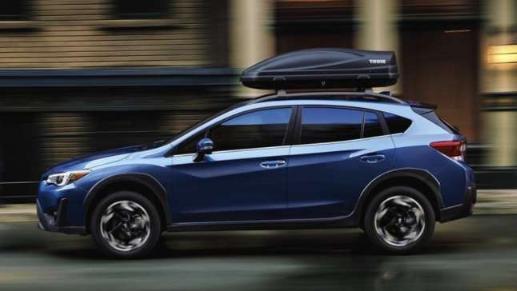 12款最省油的SUV;2021年斯巴鲁Crosstrek凭借全轮驱动获得第一名