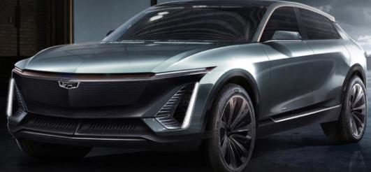 凯迪拉克的电动汽车未来越来越受到关注