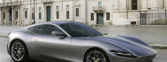 法拉利罗马在推出售价为卢比3.61千万卢比