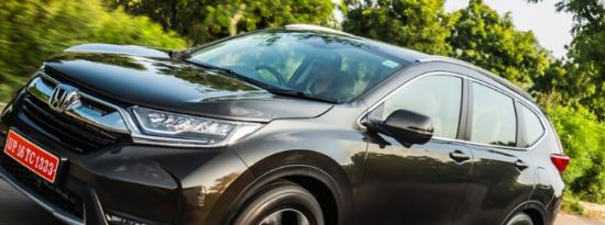 本田在停产Civic和CRV车型